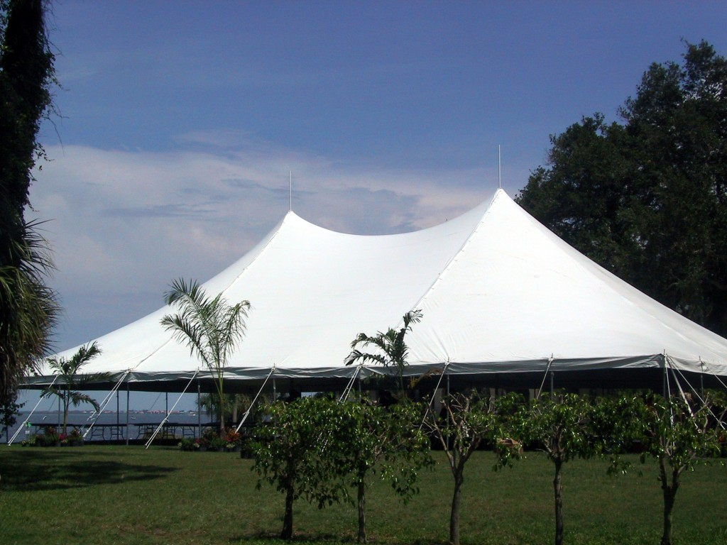 Traditional Pole or High Peak Pole Tents