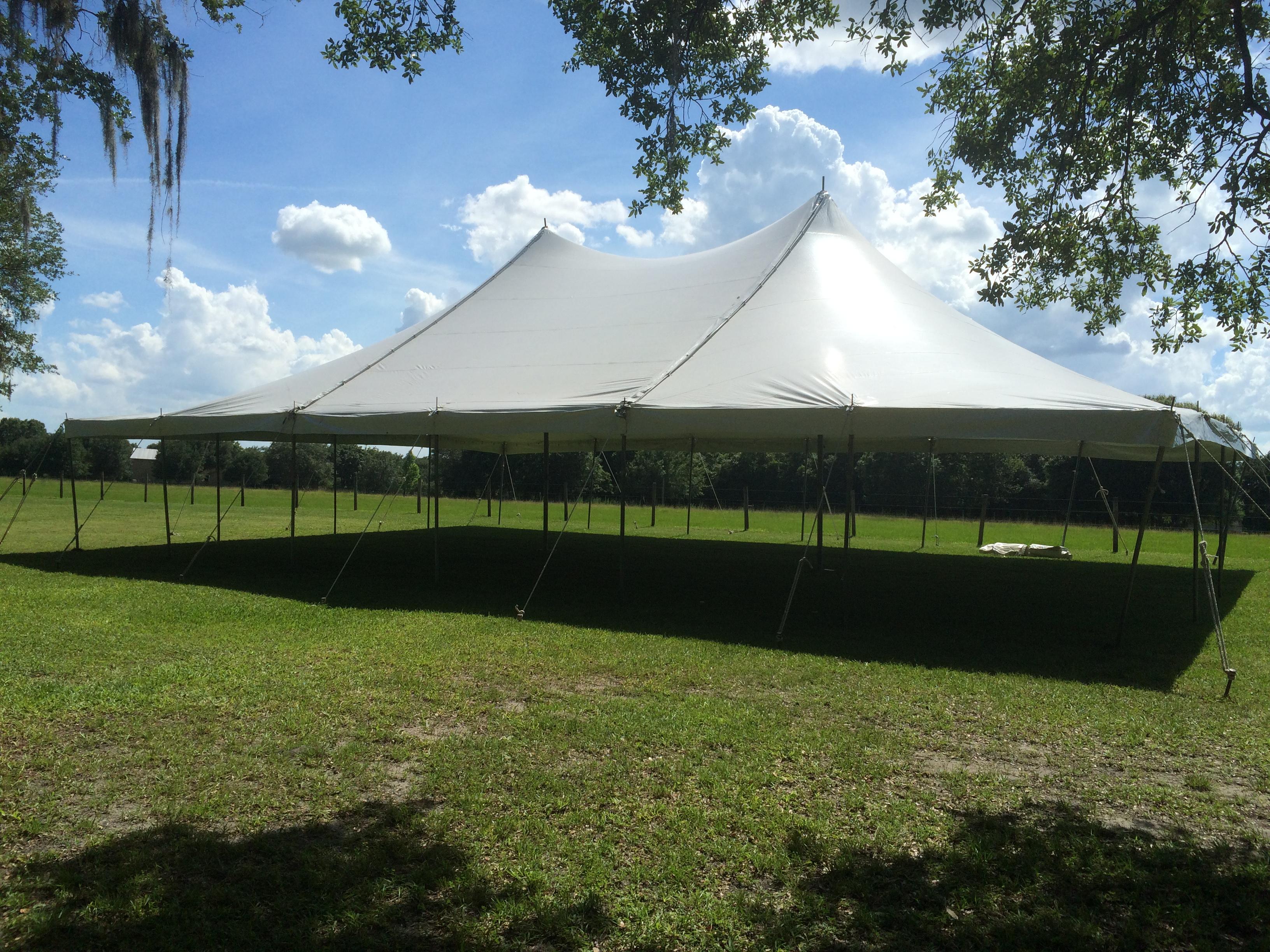 ... Tent 40 x 60 shade 1 ... & Big Tent Rental - Lakewood Tent Rental