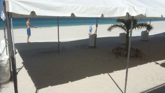 little tent rentals