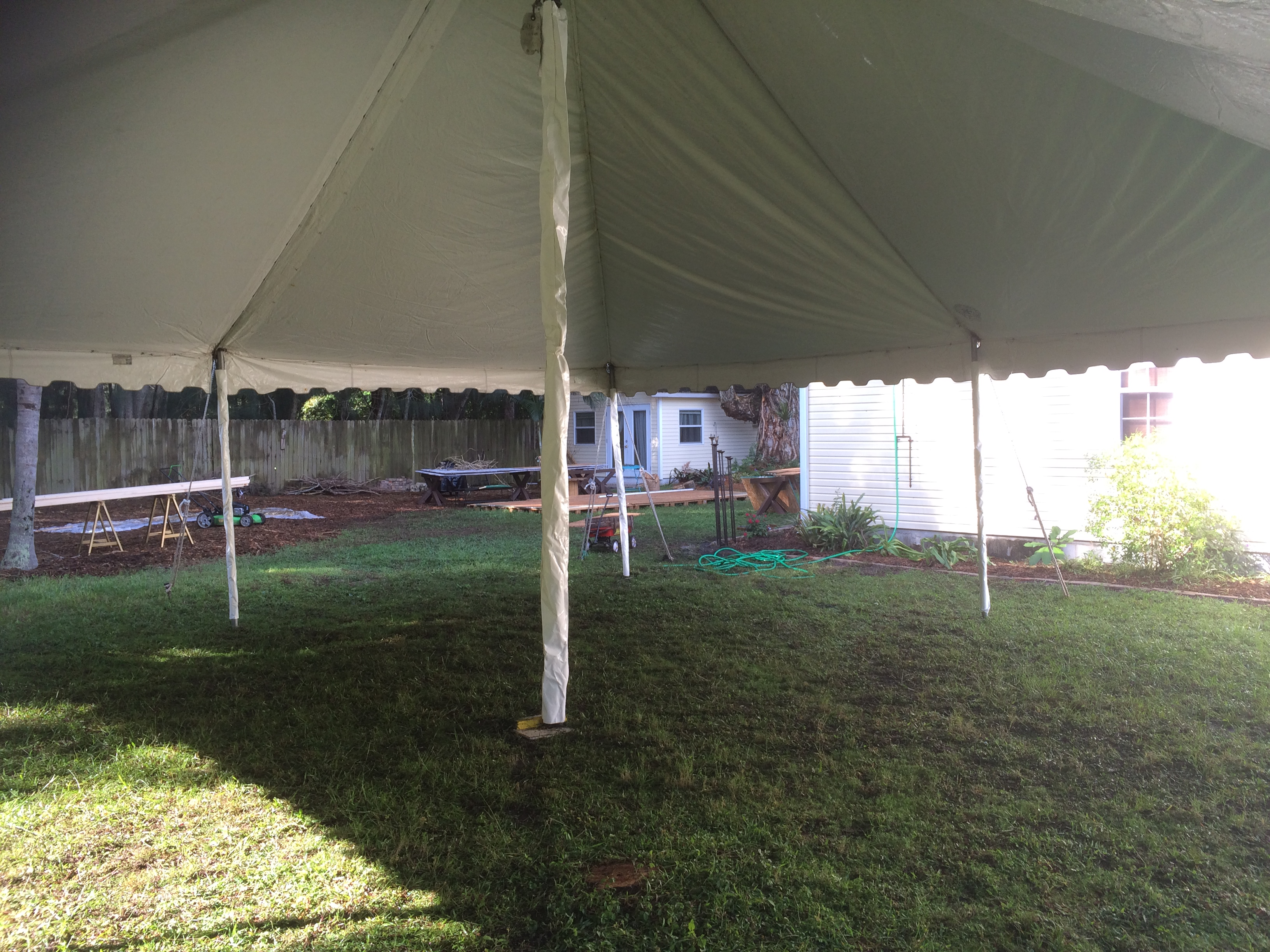 little tent rentals lakewood tent rental