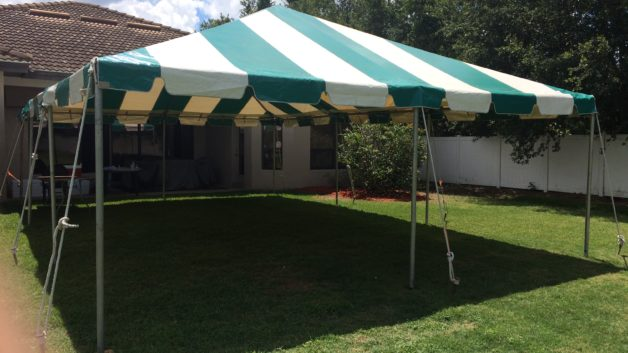 lakewood ranch graduation party tent