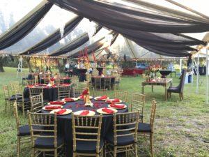 halloween party tent