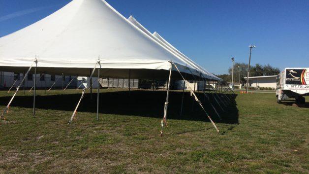 high peak pole tent